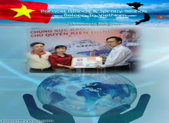 Chung sức bảo vệ chủ quyền biển Đông